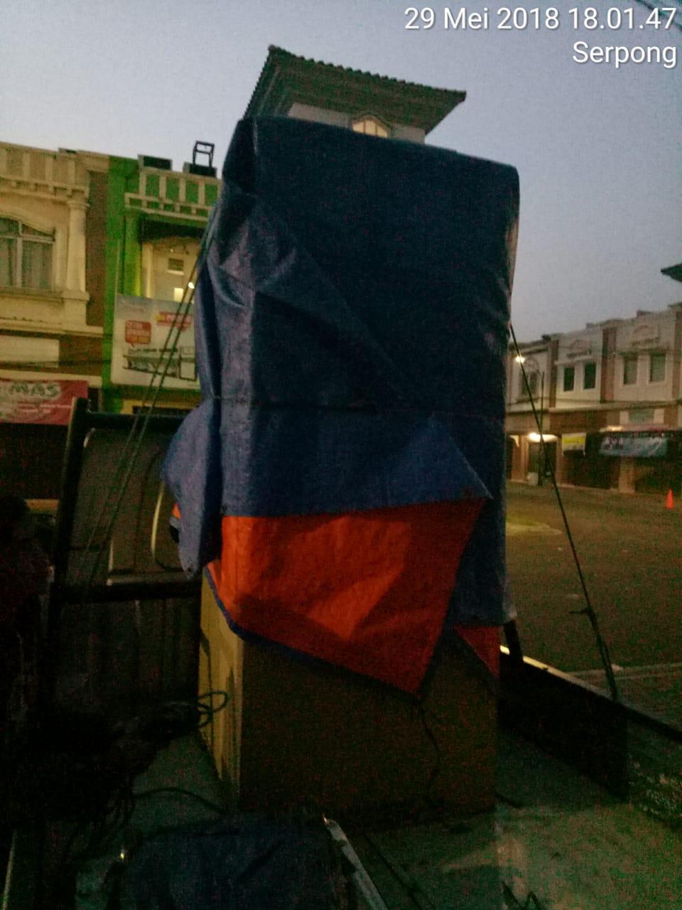 Jasa rental mobil pick up Tangerang dan luar kota