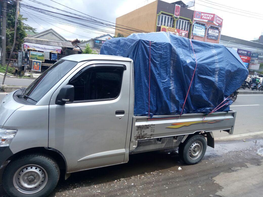 Sewa rental mobil pick up pindahan rumah