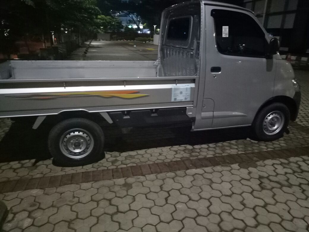 Jasa rental mobil pick up