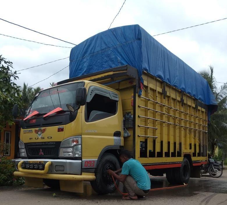 Sewa Truck seluruh Indonesia
