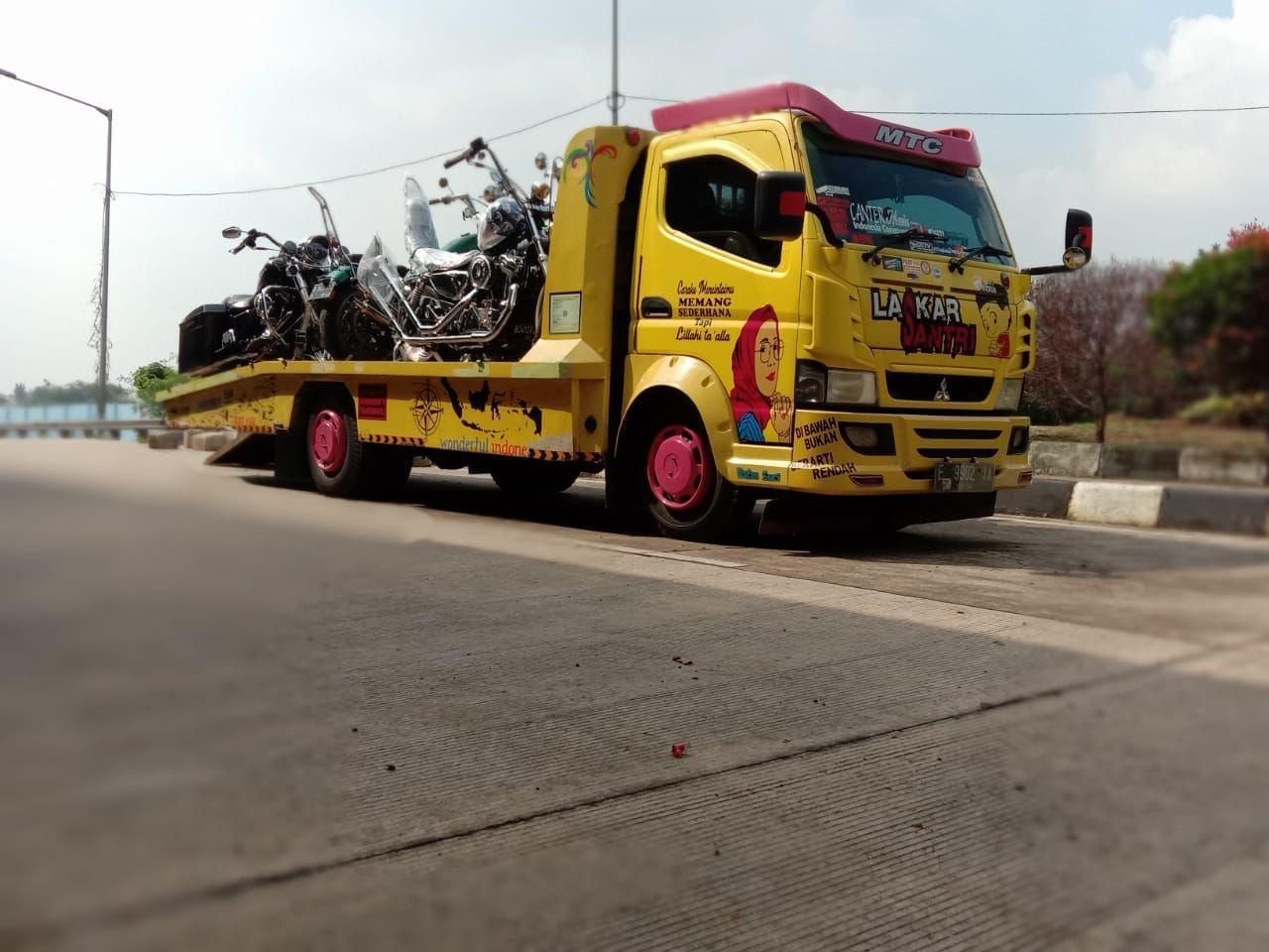 Jasa rental mobil truck dalam kota dan luar kota